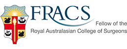 Dr Hugh Wolfenden - FRACS Fellow of the Royal Australasian College of Surgeons Company Logo