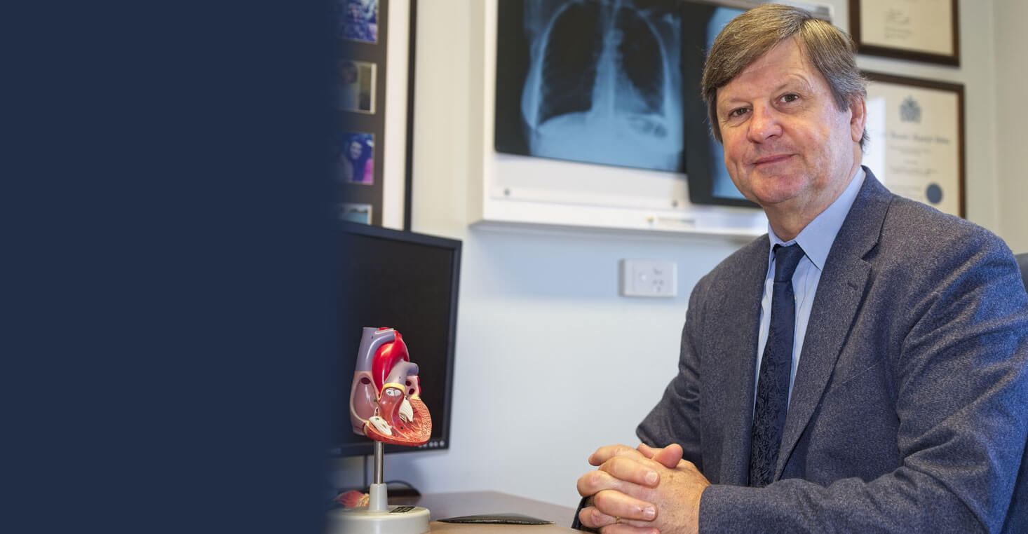 Dr Hugh Wolfenden Cardiothoracic Surgeon Prince of Wales and Liverpool Hospitals Main Website Image